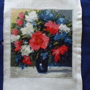 New cross stitch picture , NO frame (#304)